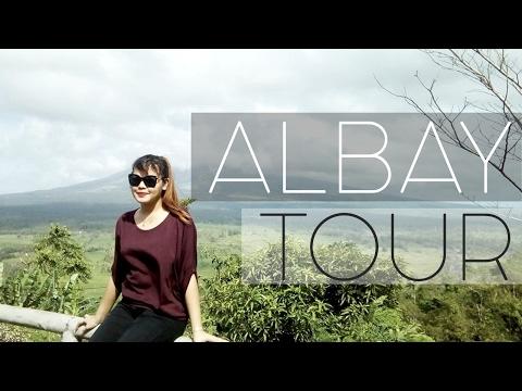 Albay Tour! 💕 | andreapalileo