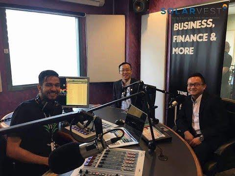 BFM 89.9 Business Radio FM  Tech Talk - Harnessing Solar Energy