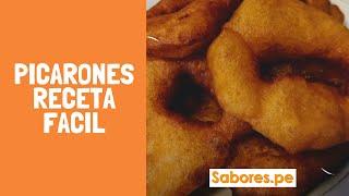 Picarones - Sabores.pe