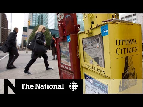Ottawa under fire for plan to dole out $600M to media