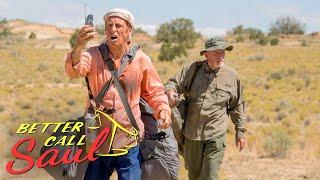 Better Call Saul: Script To Screen   'Bagman'