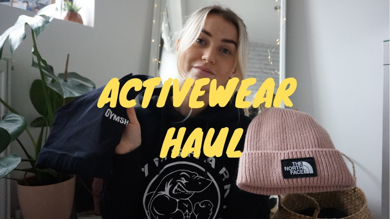 4fd9522296dbf ACTIVEWEAR HAUL | GYMSHARK| MY PROTEIN| FLEXXFIT| ASOS 4505 - YouTube