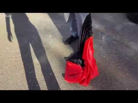 о. Александр Борисов пишет беларусским полит. узникам.из YouTube · Длительность: 1 мин56 с