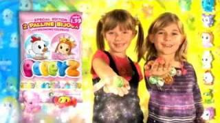 POPPYZ SPECIAL EDITION. SUPER SQUISHY! Spot TV.