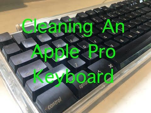 Apple Pro Keyboard Restoration