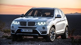 2016 BMW X3 Start Up and Review 2.0 L Turbo 4-Cylinder