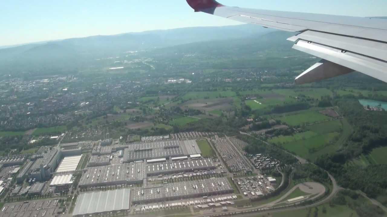 Flug Baden Airpark Berlin