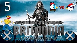 Total War: Thrones of Britannia - CIRCENN! Gameplay ITA #5 - Avete chiesto il Bis?