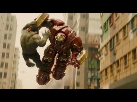 Hulk vs hulkbuster - believer
