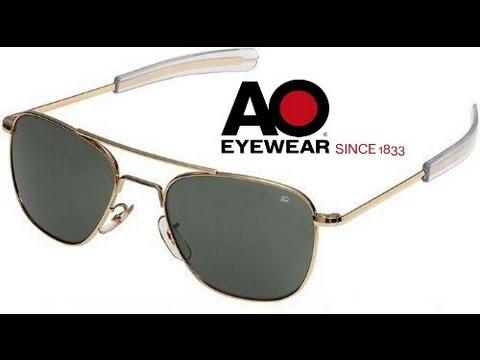 AO Sunglasses - YouTube 7d28ac264e7