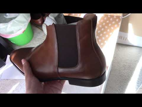 UNBOXING MY FIRST PAIR OF CHELSEA BOOTS FROM CALL IT SPRING