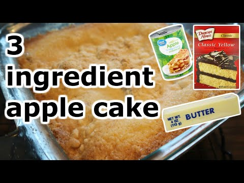 three-ingredient-apple-cake