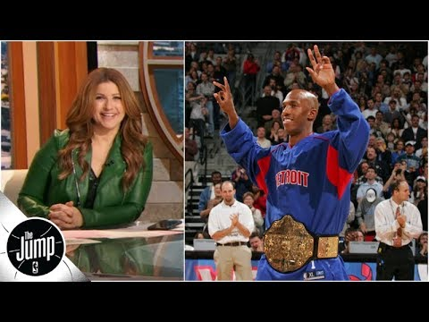 Exclusive: Revealing the 2019 Basketball Hall of Fame nominees | The Jump