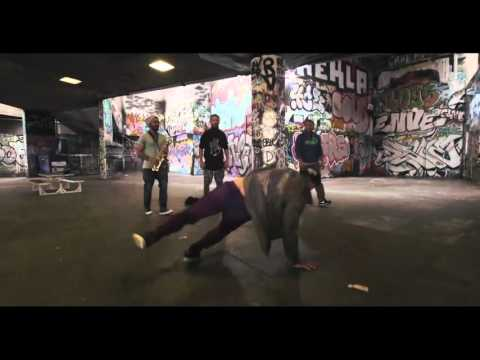 Coocuyo - Leonardo Milano de Cuba FT Alpha Creative Media Breakdancing
