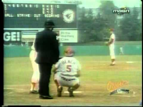 MLB  WS 1970  Game 5  Reds vs  Orioles