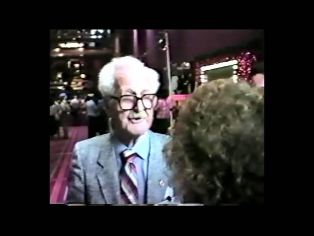 Dai Vernon CBS Interview 1987