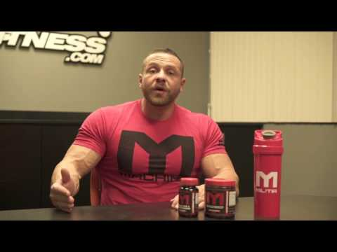 Battle of the Test Boosters | MTS Nutrition Insurgent VS MTS Nutrition Barracuda | Tiger Fitness