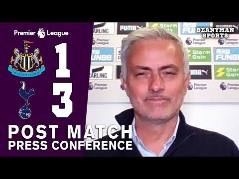 Newcastle 1-3 Tottenham - Jose Mourinho - Post Match Press Conference