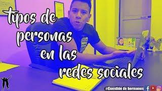 Download Video TIPOS DE PERSONAS EN LAS REDES SOCIALES MP3 3GP MP4