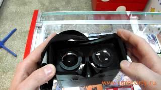 Обзор 3D Очков виртуальной реальности ColorCross VR(Магазин