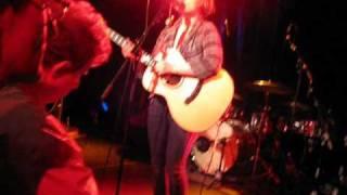 Wallis Bird- Feathered Pocket Live at Jubez, Karlsruhe - 13.04.10