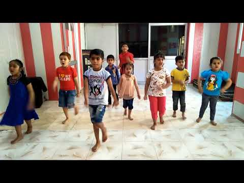 RDA DANCE GROUP AMRITSAR | kids batch | Chandu Ke Chacha ne