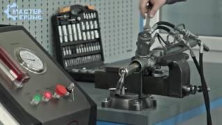 Диагностический стенд MS505 для проверки рулевых реек и редукторов с гидроусилителем