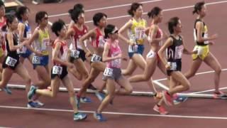 2017 日本陸上 女子10000m決勝 ラシツケネ 検索動画 25