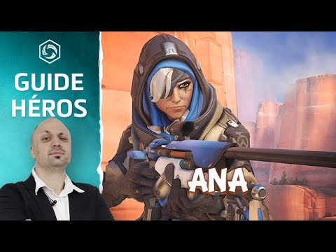 Comment réaliser un bon build avec Ana [HOTS] ?