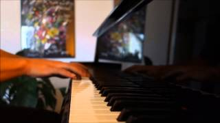 Didier Squiban - Petit Air Marin (Cover) - Yamaha Avantgrand N1