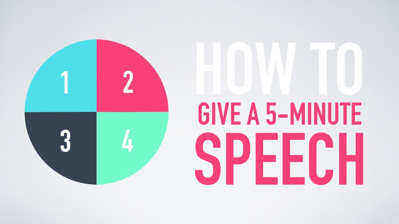 5 minute powerpoint presentation topics