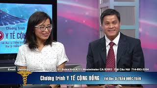 Y TE CONG DONG 2019 01 21 PART 4 4  BSTRAN QUOC TOAN BS VO THAO BS MAI CHINH