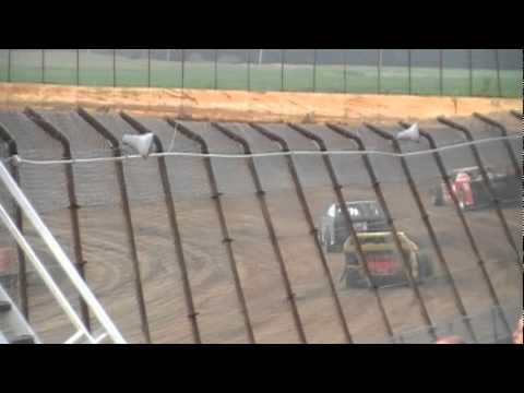 Clay County Speedway 7-30-11 Heat