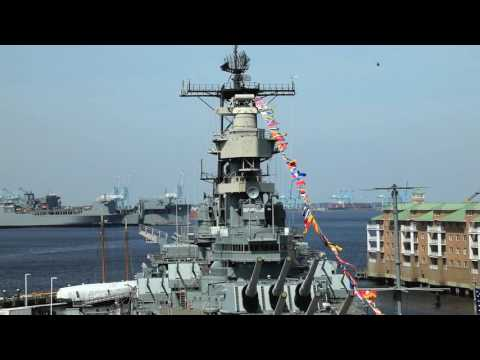 USS Wisconsin 2017 Norfolk Va