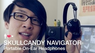 Skullcandy Navigator Headphone Review: Good Design, Unbalanced Sound