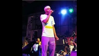 Wizkid Surprise Performance At Afrika Shrine, In Honour Of