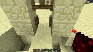 #minecraft Single Fence Gate Door [tutorial]  - Update 1.1