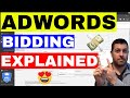 How Does Adwords Bidding Work? It's Easier Than You Think 🔥💲💲