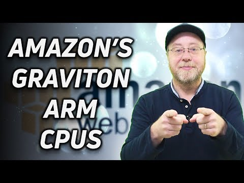 Is Amazon's New ARM CPU Faster than Intel?