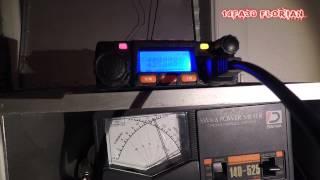qyt kt 8900 test de puissance complet