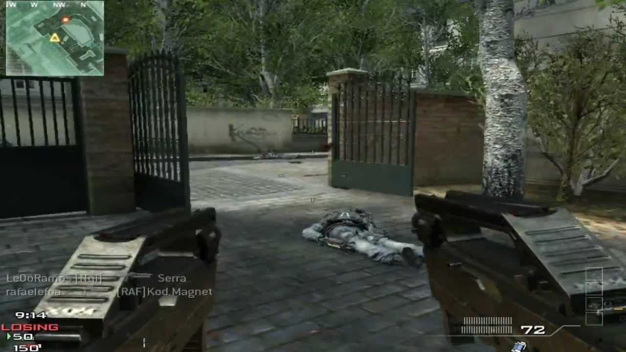 Image - FMG9 Iron Sights MW3.png | Call of Duty Wiki | Fandom ...