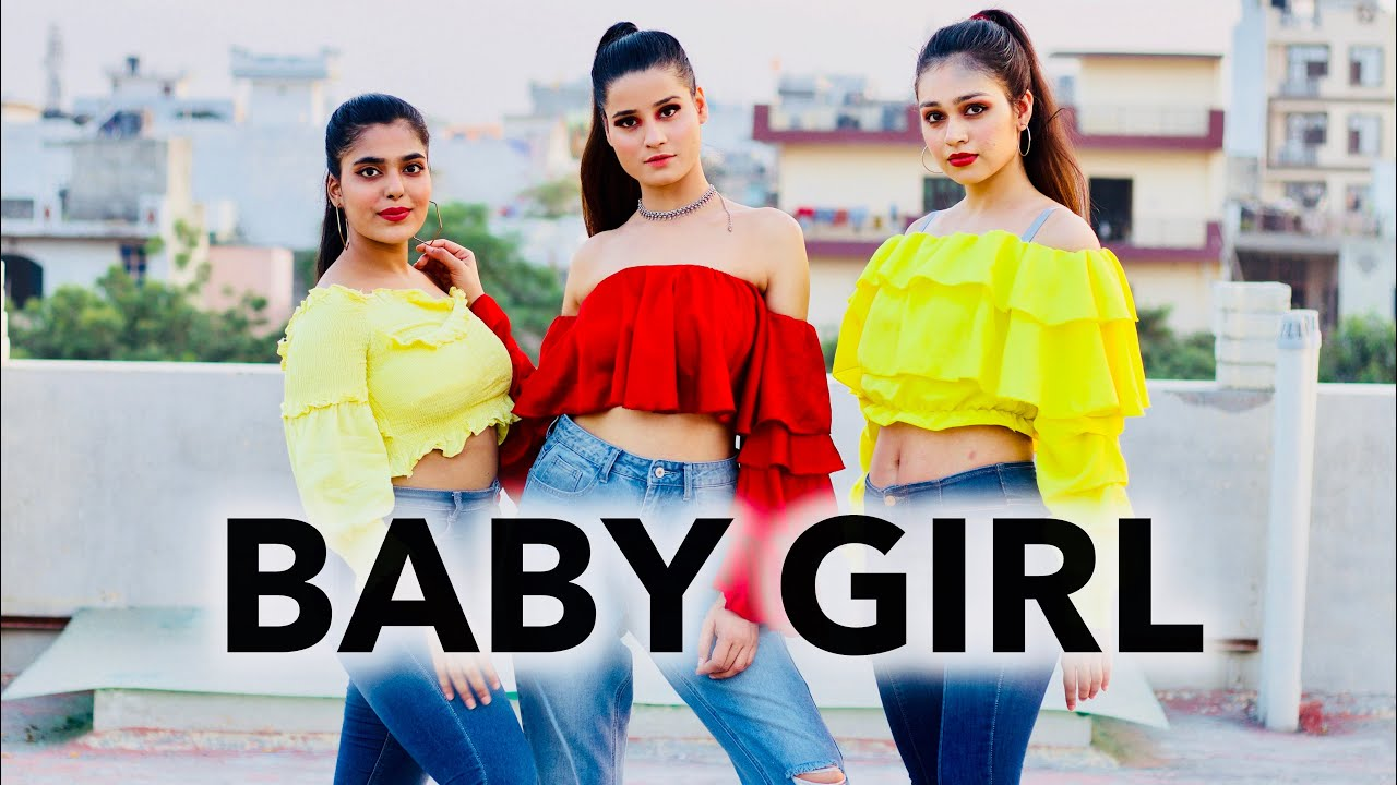 Baby Girl | Dance Choreography Video by Kanishka Talent Hub | Guru Randhawa | Dhvani Bhanushali