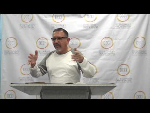 """Exercising authority in society"" - Pastor Richard O."