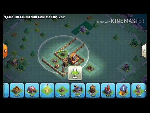 COC VietNam Server | TH5 builder base | Best base in Hall 5 | Defense replays !!! (Slow build)..
