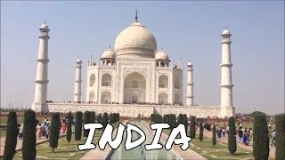 INDIA TRAVEL VIDEO | TAJ MAHAL, DELHI, AGRA, VARANASI