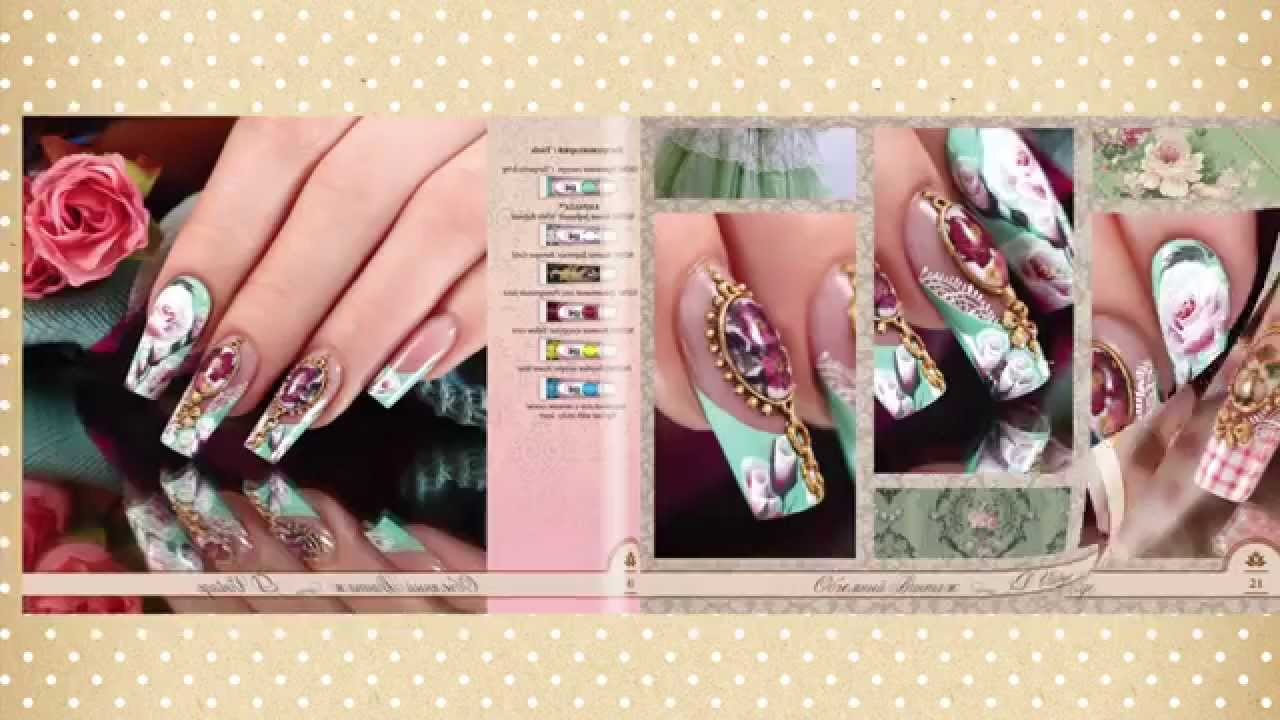 How to make 3D naildesign with EMPASTA