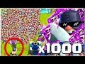 1OOO İskelet Vs 1 Cellat !!! /Clash Royale