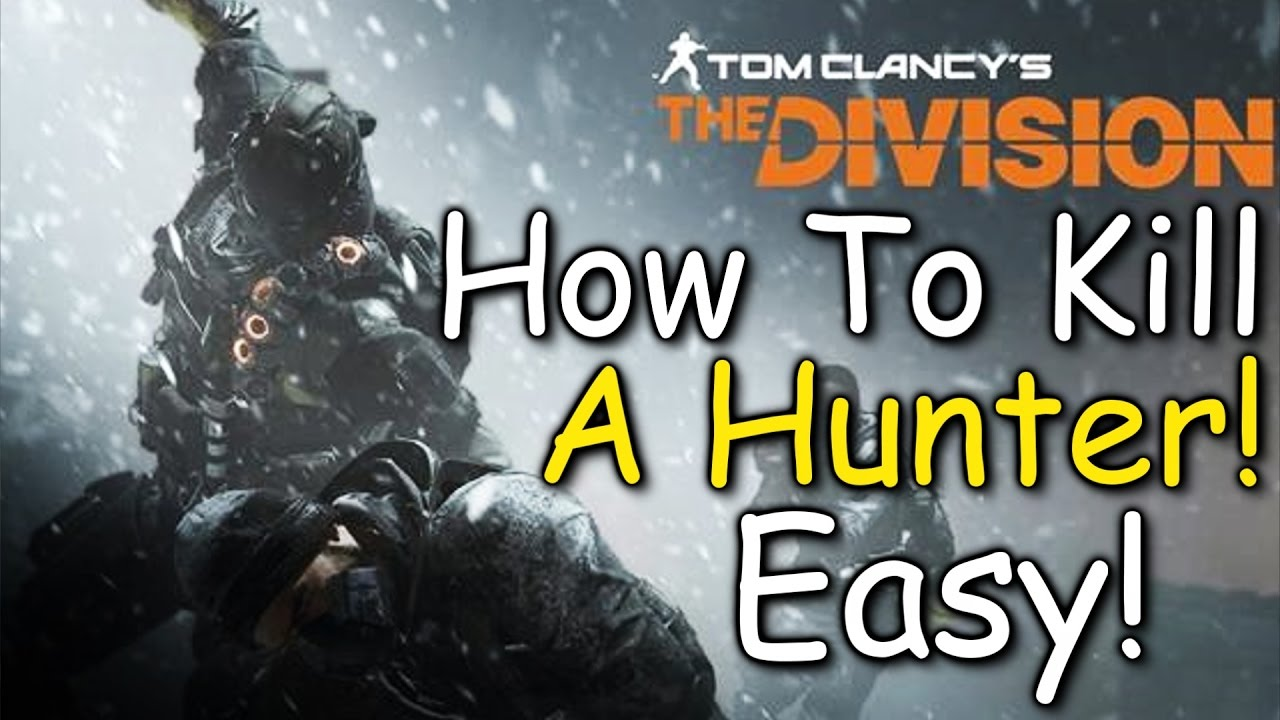How to defeat Hunter