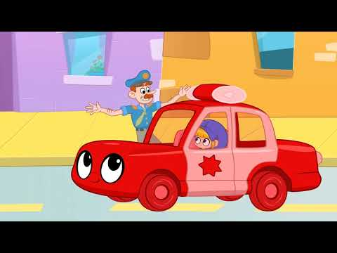 watch-out-it's-the-vehicle-bandits-|-kids-cartoon-|-mila-and-morphle