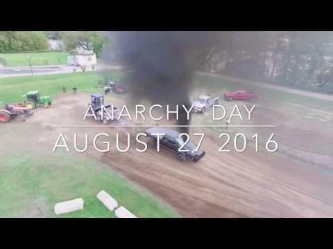 Anarchy day 8.27.2016 Fonda speedway